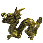 Imperial Feng-Shui Golden Dragon to Palladam