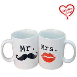 Exquisite Personalised Mugs for your Lover to Chirala