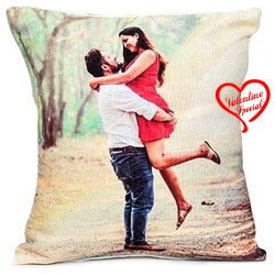 Fancy Personalised Cushion Cover to Bhubaneswar