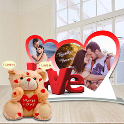 Eye Catching Personalized Love Gift to Achalpur