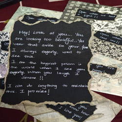 Mind Blowing Personalized Event Letters to Adra