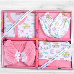 Marvelous Clothing Gift Set for Infants to Aligarh