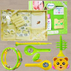 Remarkable Gift Set for Babies to Agra