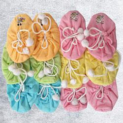 Wonderful Set of Bootie for Baby Boy N Baby Girl to Agartala
