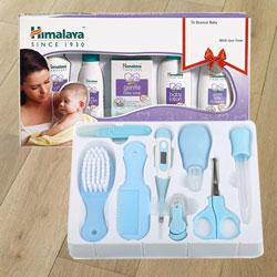 Marvelous Health Care Kit N Himalaya Baby Gift Pack<br> to Agartala