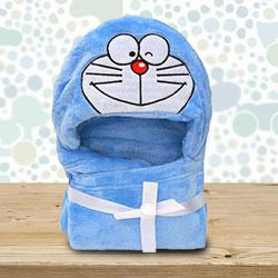 Amazing Wrapper Baby Bath Towel for Boys to Adoni