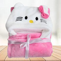 Exclusive Wrapper Baby Bath Towel for Girls to Aligarh