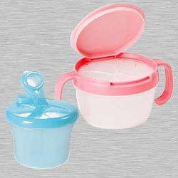 Wonderful Food Storage Box N Spill-Proof Snack Catchers Bowl to Ahmedabad