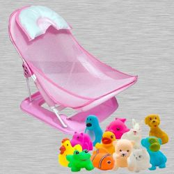 Remarkable Baby Bather N Animals Swimming Water Toys to Aluva