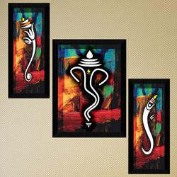 Wonderful Ganesha Modern Art for Home Decor to Ahmedgarh