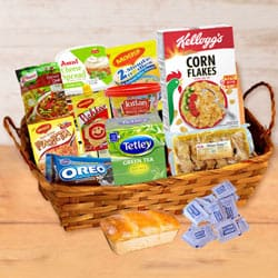 Yummy Breakfast Gift Hamper to Anjar