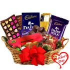 Exquisite Gift Hamper Basket for Big Celebration to Bulandsher