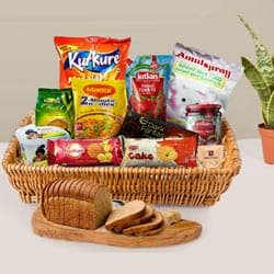 Ideal Gourmet Party Hamper to Ghaziabad