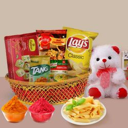 Mesmerizing Big Celebration Gift Set Hamper to Allahabad