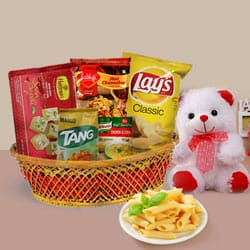 Mesmerizing Big Celebration Gift Set Hamper to Bijapur