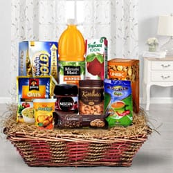 Innovative Ultimate Experience Breakfast Gift Hamper to Belapur Road