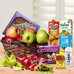 Yummy Breakfast Gift Basket  to Agroli