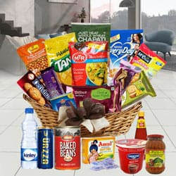 Captivating Enough to Share Breakfast Gift Hamper to Agra