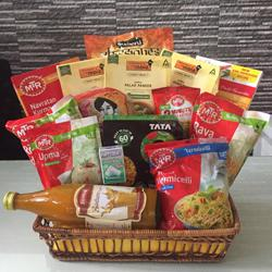 Exquisite Indian Dinner Gift Hamper to Allahabad