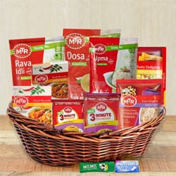 Pretty Popular South Indian Recipes Dinner Hamper to Baraut