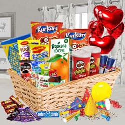 Ravishing Hamper for Gourmet Lover to Ghaziabad