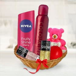 Complete Ladies Selection Gift Basket to Bhubaneswar