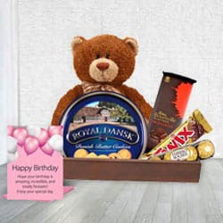 All Time Favorite Birthday Gift Hamper<br> to Attur