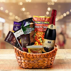 Angelic Best Treats for Success Gift Hamper to Balurghat