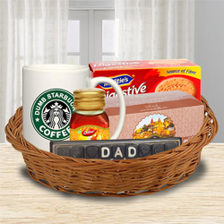 Refreshing Masala Tea Gift Hamper for your Dad to Anjar
