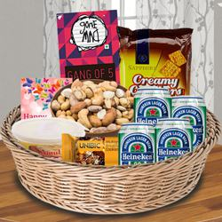 Exquisite Irish Gifts Basket to Adoni
