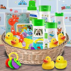 Amazing Gift Hamper for New Babies to Adoni