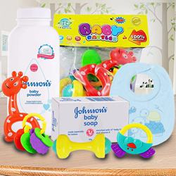 Fantastic Baby Set of Summer Essentials to Baddi