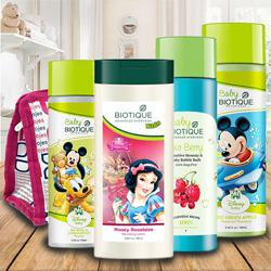 Fabulous Biotique Care Hamper for Kids to Ahmadnagar