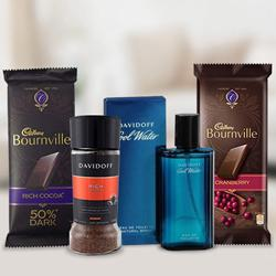 Delicious Dark Chocolate Hamper to Bangalore