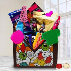 Assortment Gifts Hamper to Aligarh