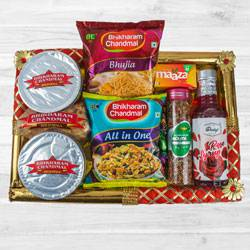 Wonderful Snacks Hamper to Akola