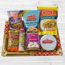 Exclusive Food Hamper to Ahmadnagar