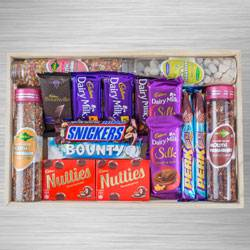 Exclusive Chocolate n Assortments Hamper to Akola