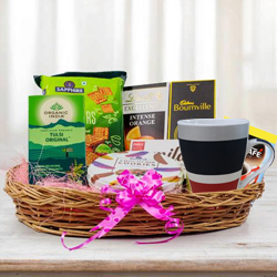 Marvelous Breakfast Hamper to Adugodi