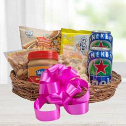 Wonderful Gourmet Gift Hamper to Allahabad