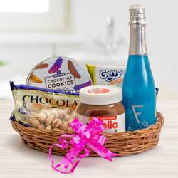 Marvelous Gourmet Hamper to Agroli