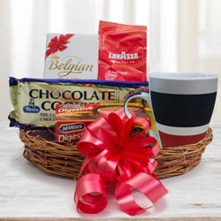 Marvelous Breakfast Gift Basket to Aleppy