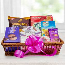 Marvelous Gourmet Gift Hamper to Aizawl