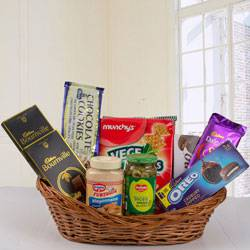 Marvelous Gourmet Gift Hamper to Abohar