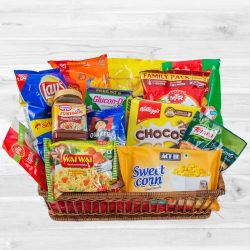 Exciting All-in-One Breakfast Hamper to Adugodi