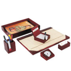 Leather Desktop Planner Set 2 to Bhubaneswar