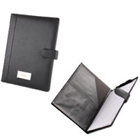 Exquisitely designed Leather Writing Pad to Bellary