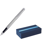 Memorable Fountain Pen from Waterman Hemispher Stainless Steel CT to Banka