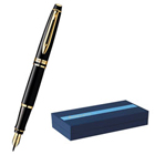 Waterman hemispher Black Lacquer GT