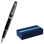 Lovely Waterman Hemisphere Black Lacquer CT Fountain Pen  to Amlapuram
